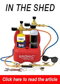 Professional Oxyset Portable Brazing & Welding System Package