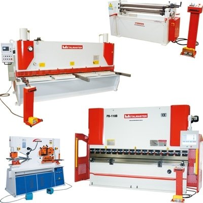 Sheet Metal & Fabrication Equipment