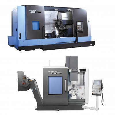 CNC Metal Machinery