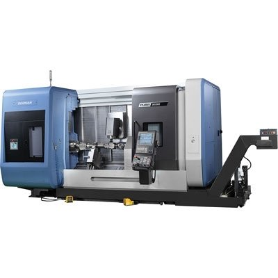 CNC Multi Axis Turning Centres