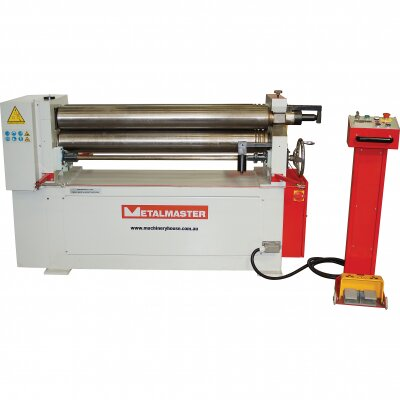 Sheet & Plate Curving Machines