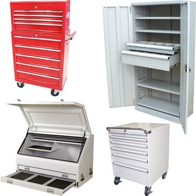 Tool Chests, Tool Boxes & Storage Cabinets