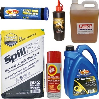 Oils & Cutting Lubricants
