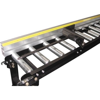 Roller Conveyor Length Stops