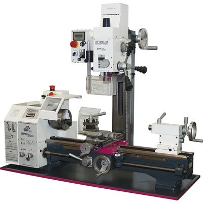 Lathe & Mill Drill Combination