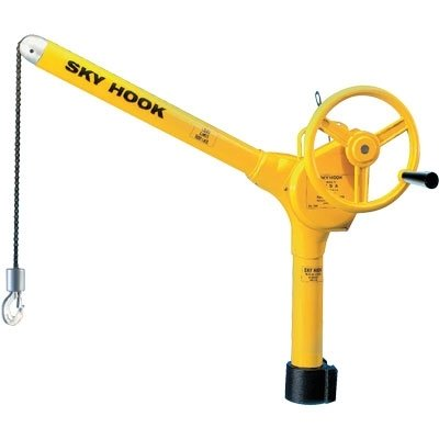 Sky Hook Lifting Devices