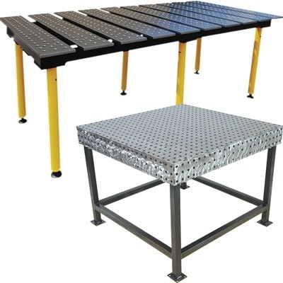 Welding Tables - Complete