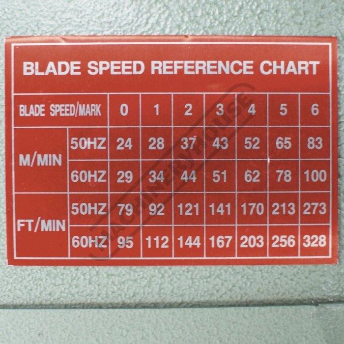 B036 Bs 10af Fully Automatic Metal Cutting Band Saw